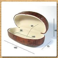 Футляры для солнцезащитных  очков коричневый
