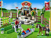 Конструктор Playmobil Манеж для выездки и конкура 5224