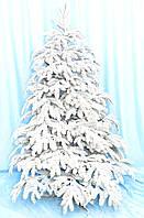 Искусственная елка литая Заснеженная 0.7 м. Арктика