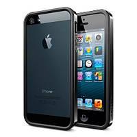 Бампер для iPhone 5/5S, черный
