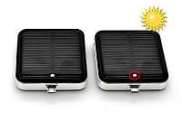 Портативное зарядное устройство Energy Wizard солнечная батарея на 2200 mAh с переходником micro USB