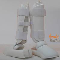 Защита голени для каратэ (версии JKS)