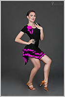 Костюм для танцев: Юбка Перо №83/1+ блуза №318 ( в наличии блуза р.32)