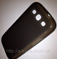 Чехол (силиконовая  накладка) для телефона LG G2/D802 черный