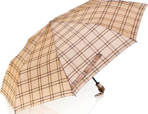 Мужской, стильный зонт полный автомат ZEST (ЗЕСТ)  Z53622-5  Антиветер!