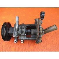 Водяная помпа (насос) для Peugeot Boxer 2.2 HDi 04.2006-. В сборе с насосом ГУР на Пежо Боксер 2.2 ХДИ.