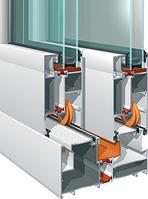 Алюминиевые раздвижные системы