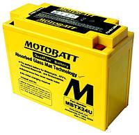 Аккумулятор Motobatt MBTX24U