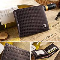 Стильное мужское портмоне кошелек