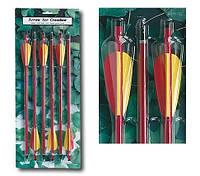 Стрелы для арбалета 6 шт. AL14/6R (алюминий)