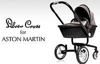 Детская коляска Silver Cross Aston Martin