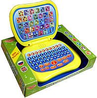 """Обучающий компьютер МАЛЫШИ """"Мой первый ноутбук"""" 82003"""