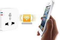 Умная розетка с Wi-fi управлением Smart Plug