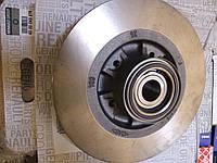 Тормозой диск задний с подшипником  Рено Кенго ll 2008-> 432004327R оригинал