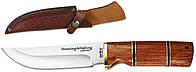 Нож нескладной 2284 WP (толщина лезвия 3,32 мм) универсальный нож с фиксированным клинком MHR /52-31