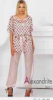 Пижама женская шелковая Komilfo Alexandrite