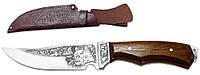 Нож охотничий РЫСЬ (нескладной нож для охоты) MHR /05-31
