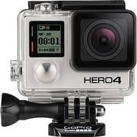 Видеокамера GoPro Hero 4 Black Edition Киев лучшая цена экшен камера