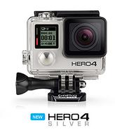 Видеокамера GoPro HERO 4 Silver Edition Киев лучшая цена экшен камера