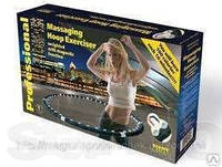 Массажный обруч с магнитами для похудения