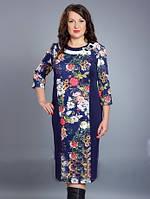 Платье больших размеров  52 54 56 58