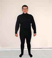 Комплект нательного белья украинского производства (черный)