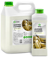 Очиститель-кондиционер кожи «Leather Cleaner» 1л Grass
