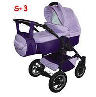 Saturn Plus 2 в 1темно-фиолетовый + светло-фиолетовый от Victoria Gold
