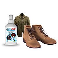 Средство для защиты одежды и обуви от загрязнений AquaStop