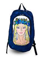 Рюкзак с фотопечатью Украиночка 2