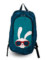 Рюкзак с фотопечатью Заяц в очках