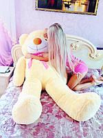 Большой плюшевый мишка Тедди 120 см.