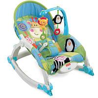 Кресло-качалка Fisher-Price Зоопарк