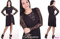 Стильное кружевное платье от Angel PROVOCATION: Виши