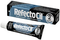 Краска RefectoCil №2 Blue Black (иссине-черная) 15 мл