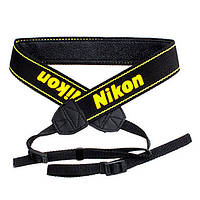 Плечевой шейный ремень для фотоаппаратов NIKON