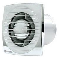 Вытяжной вентилятор Blauberg Bravo Chrome 125, Блауберг Bravo Chrome 125