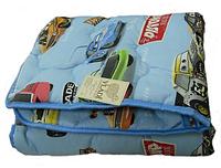 Одеяло детское стеганое (бязь) 100% шерсть Vladi