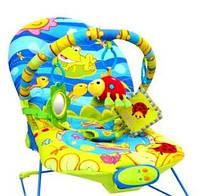 Кресло-качель музыкальное Cradling Bouner Eurobaby