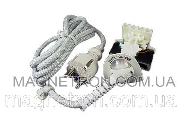 Сетевой шнур для утюга Braun 67050924, фото 2