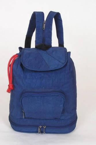 Рюкзак-котомка Bagland (Бегленд) Артикул: 17370 синий; хаки; темно-оранжевый