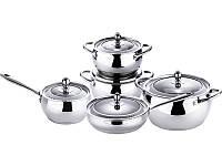 Набор посуды 10 пр. Bergner BG 6535