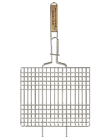 Решетка для барбекю 57х22х34см Wellberg WB 7460