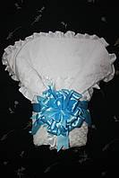 """Конверт для новорожденного """" Жемчужина  """"осень-зима  для мальчика"""