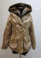 Куртка -дубленка на натуральной овчине-супер цена