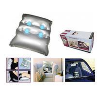 Массажная подушка надувная Silklite Air Massager массажер