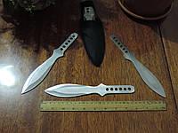 """Нож метательный спортивный (набор 3 ножа) - """"Спорт классика"""". Геометрический центр тяжести."""