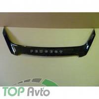 Vip Tuning Дефлектор капота Peugeot 307 HB/SW 2001-2005 (до рестайлинга)