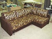 Угловой диван=ЕВРОКНИЖКА=  016