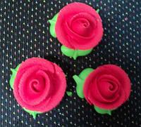 """Набор """"Розы средние """"красные 3шт.(код 02759)"""